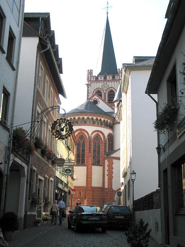 BACHARACH - ROMANISCHE PETER CHURCH