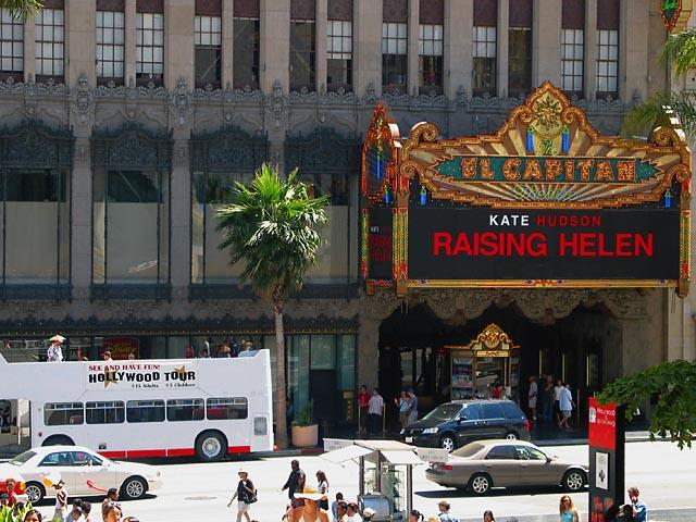 Hollywood El Capitan