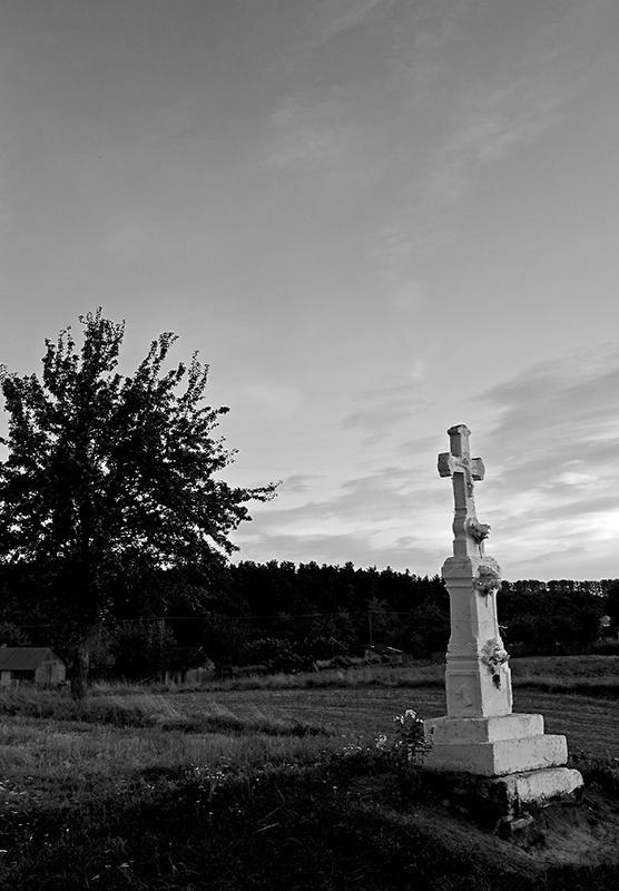 Cross In The Village