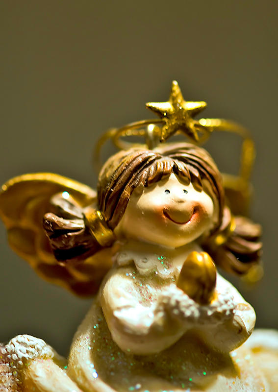 Sparkling Angel
