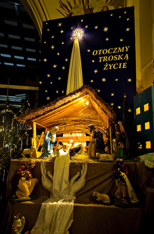 My Parish Church Christmas Crib