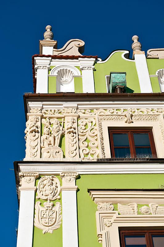 The Wilczek House