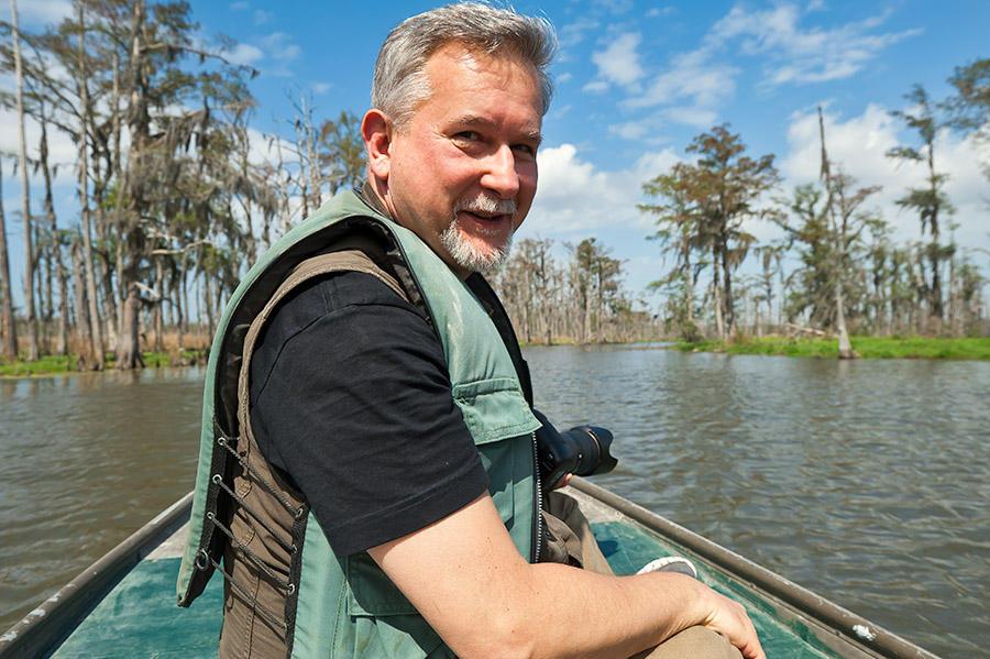 Tomasz At The Bayou