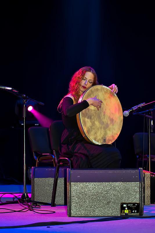 Drummer Of Psarantonis