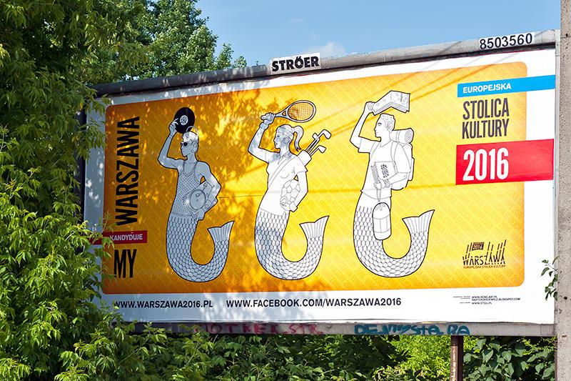 Three Modern Mermaids