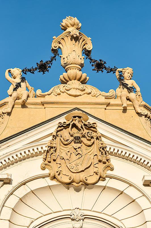 Archbishops Palace Detail