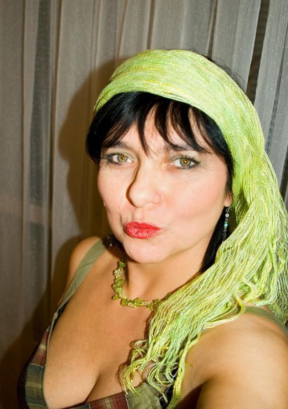 Green Irish Kiss