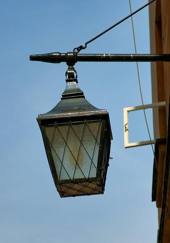 Box Lantern