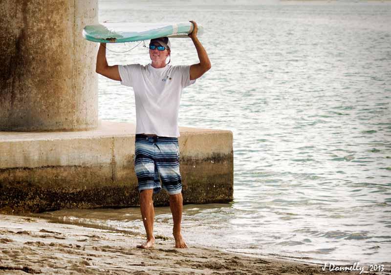 Done Surfin for the Day