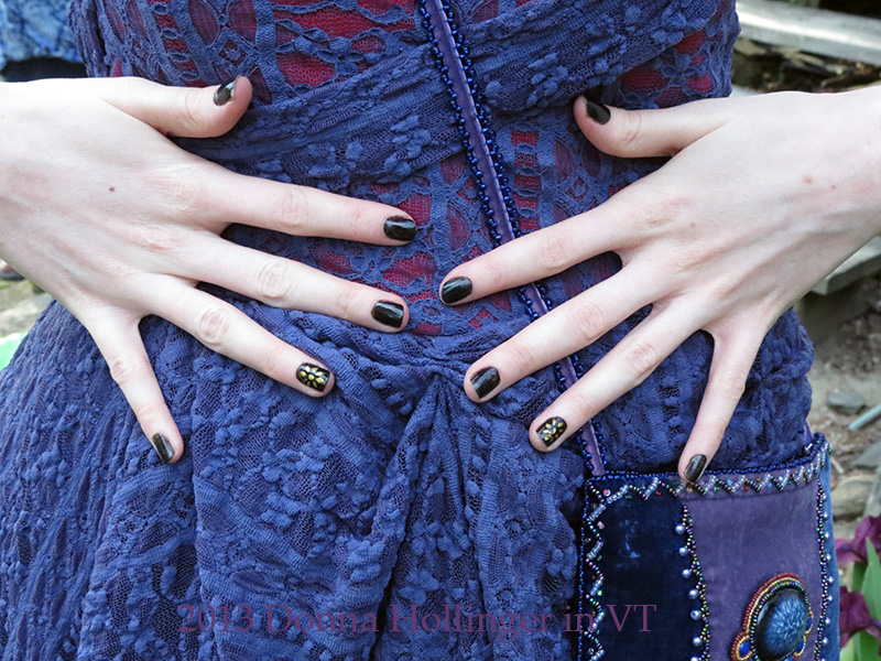 Nails ala Charlotte