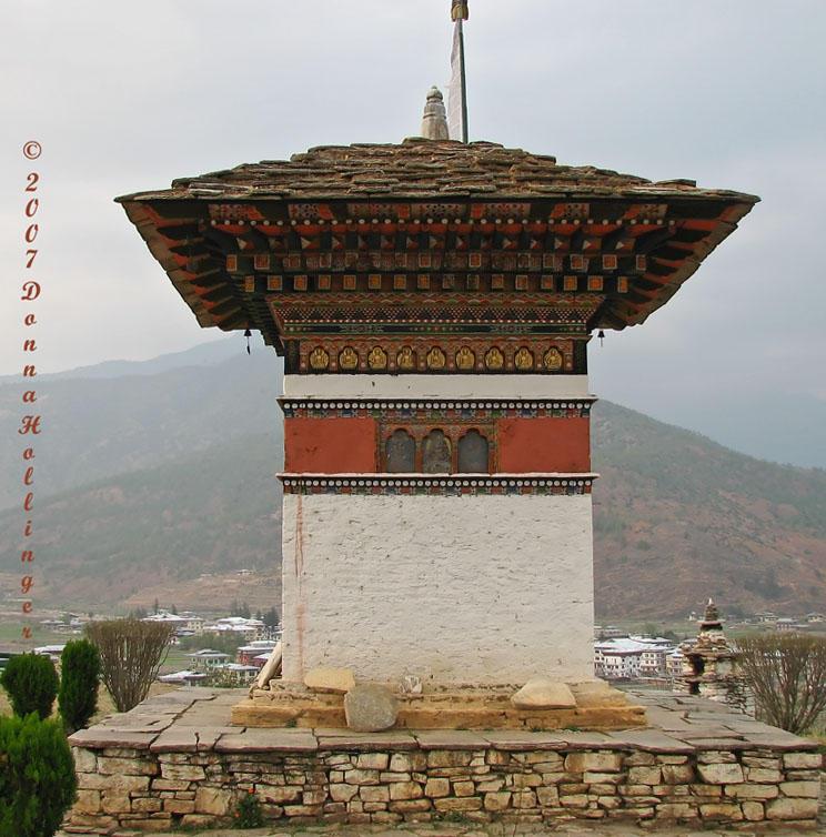 Prayer Tower at QangTey