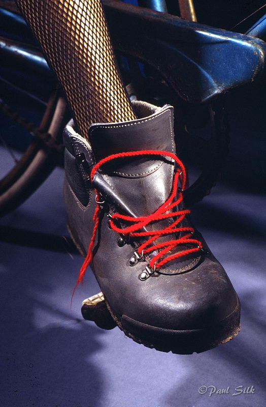 Red Boot Laces