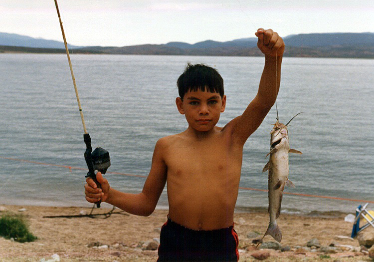 1985 Joey. Roosevelt Lake