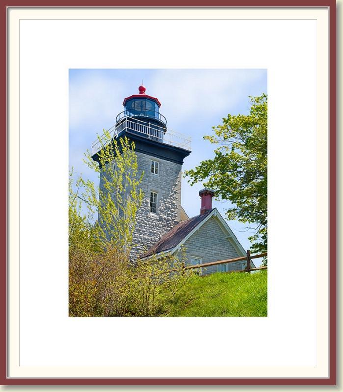 30 Mile Point Lighthouse, Barker, NY
