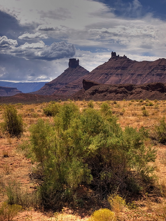 On the way to Arches NP
