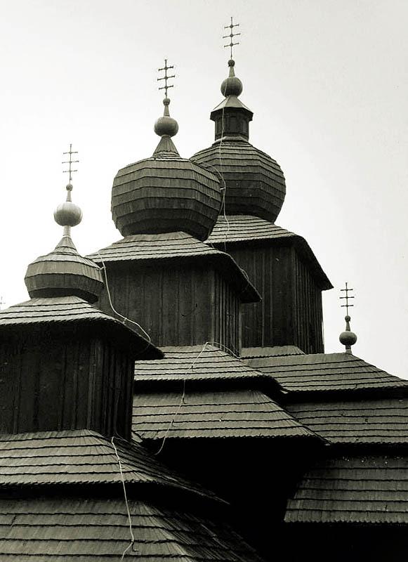 Wooden Church,Slovakia