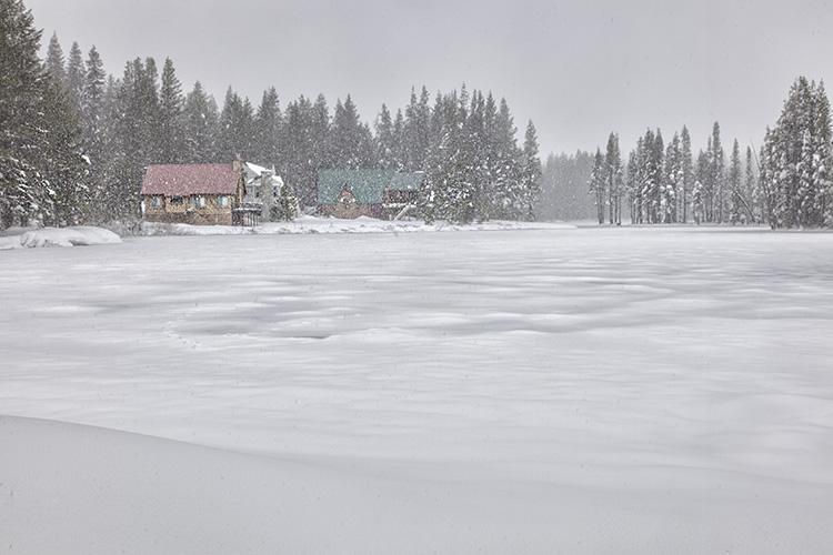 Last of the Snow