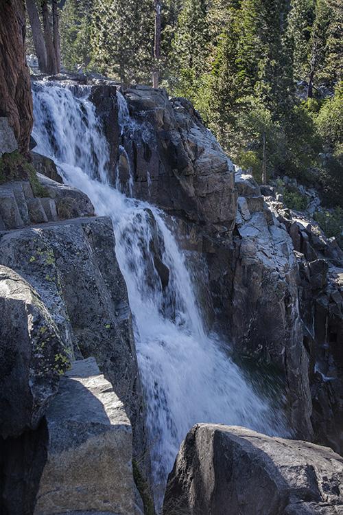 Eagle Falls... at last!