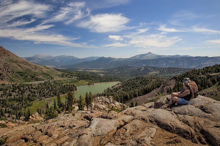 Red Lake View