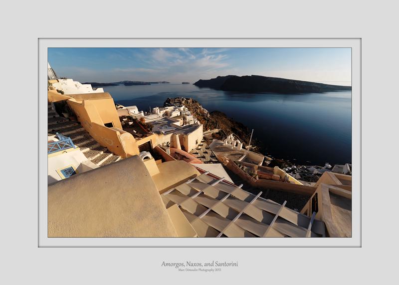 Amorgos, Naxos, and Santorini 48