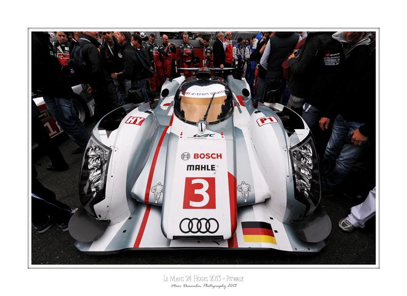 Le Mans 24 Hours 2013 Pitwalk - 64