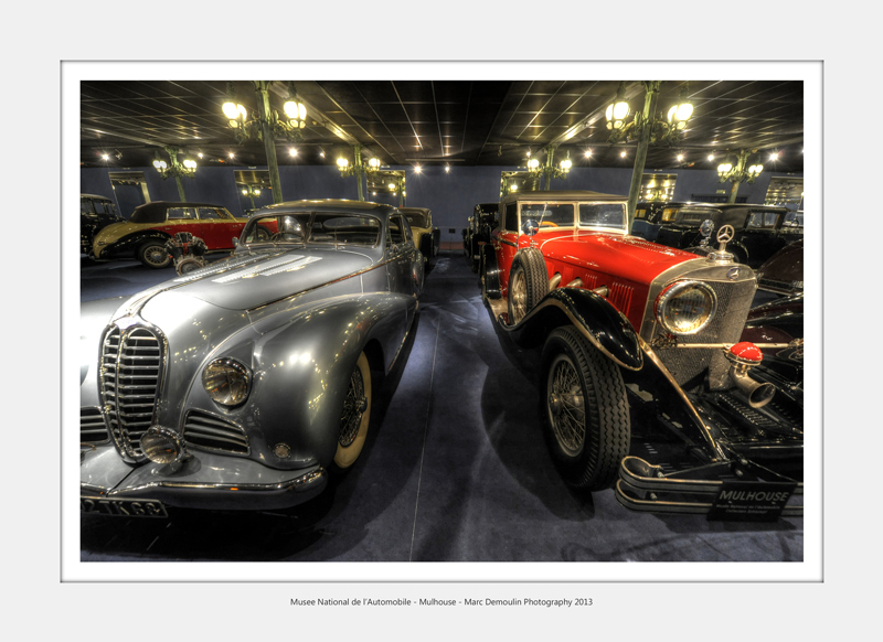 Musee National de lAutomobile - Mulhouse 2013 - 8