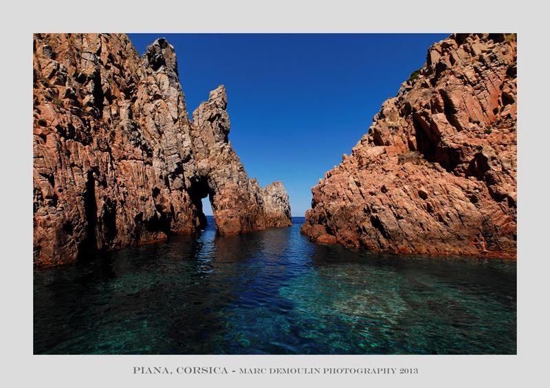 Corsica, Piana