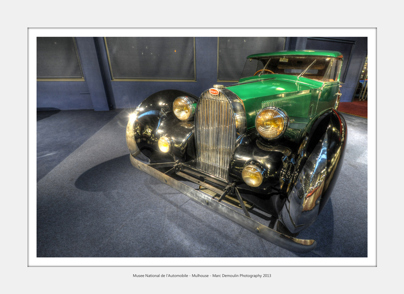 Musee National de lAutomobile - Mulhouse 2013 - 40