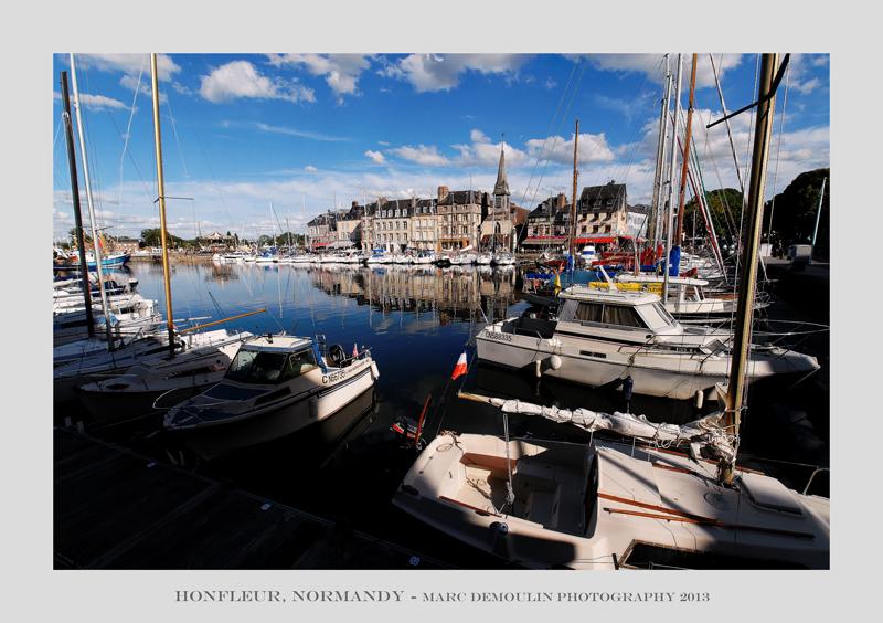 Normandy, Honfleur 5