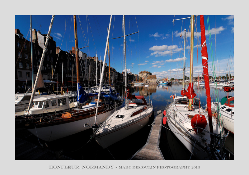 Normandy, Honfleur 6