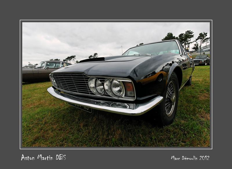 ASTON MARTIN DBS Le Mans - France