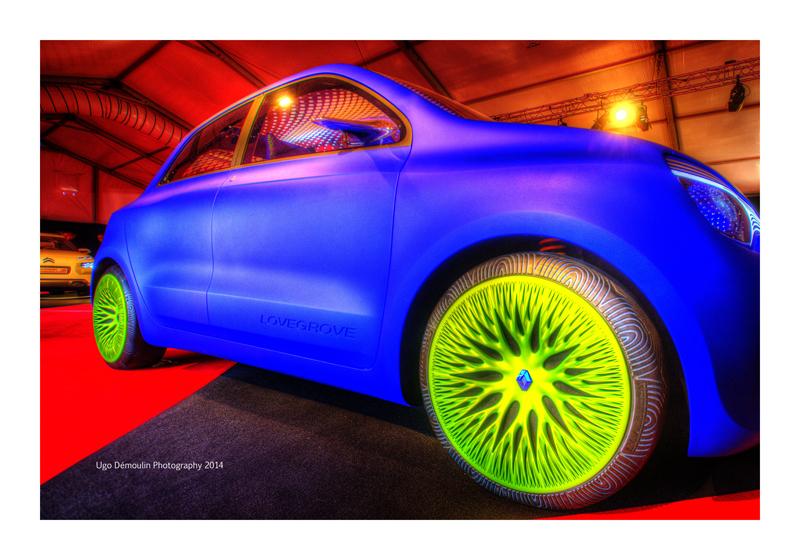Cars HDR 135