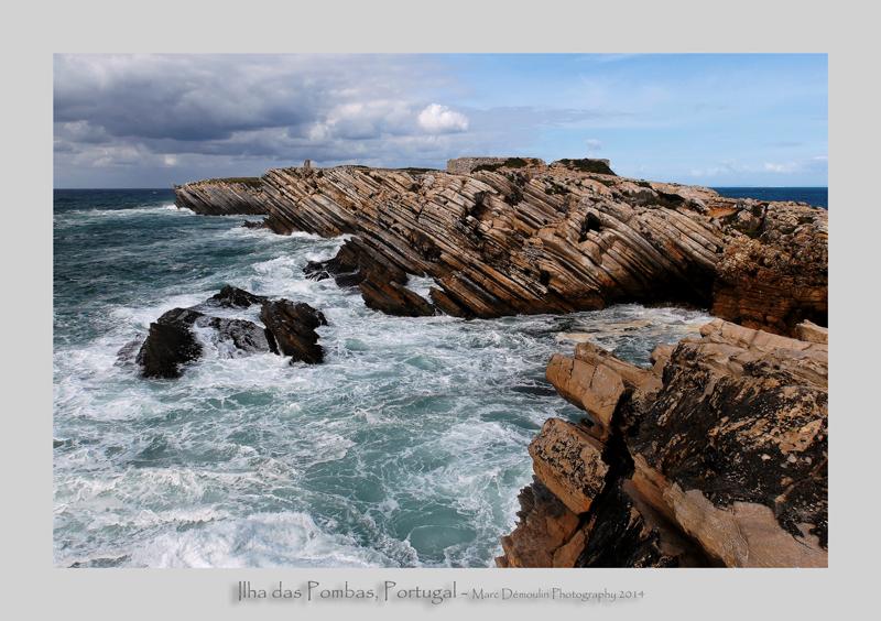 Portugal - Ilha das Pombas