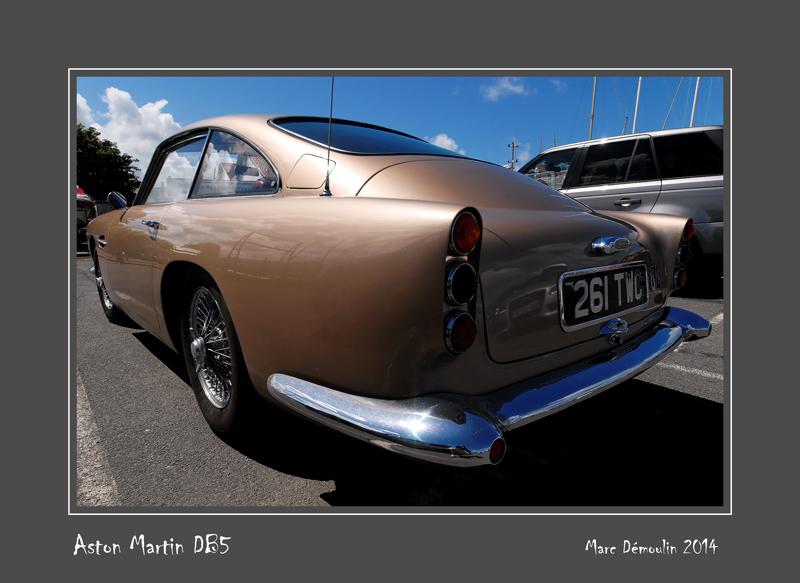 ASTON MARTIN DB5 Socoa - France