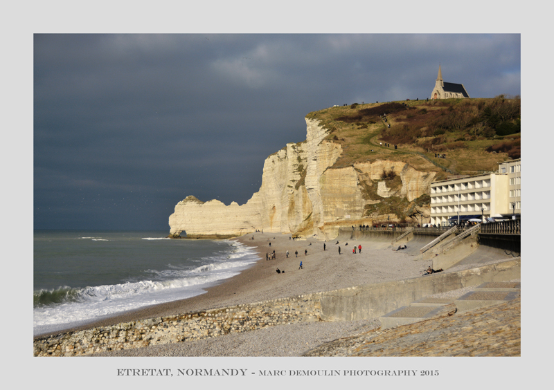 Normandy, Etretat