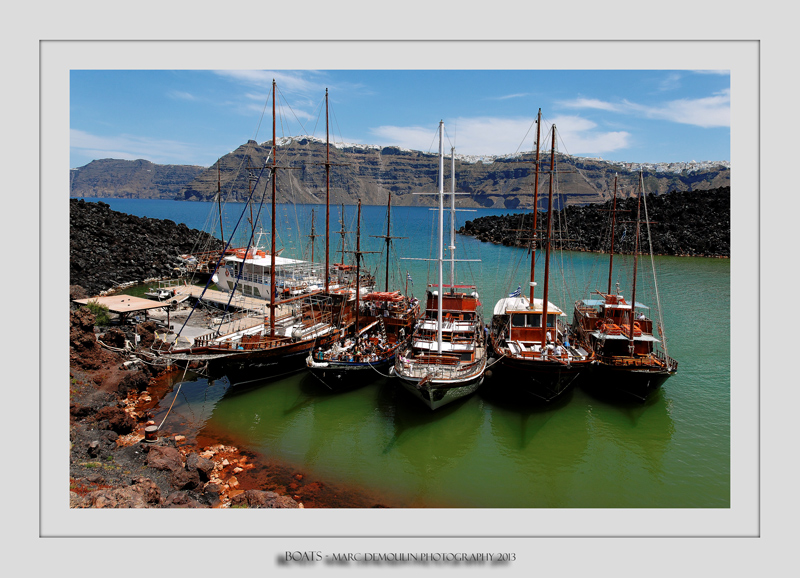 Boats 99 (Santorini)