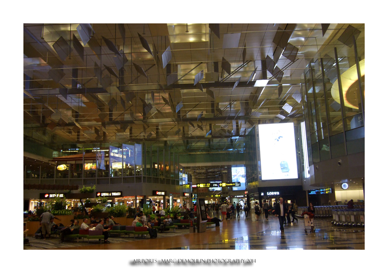 Singapour Changi 4
