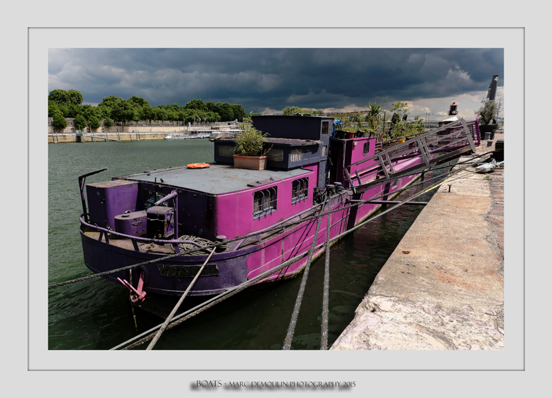 Boats 102 (Paris)