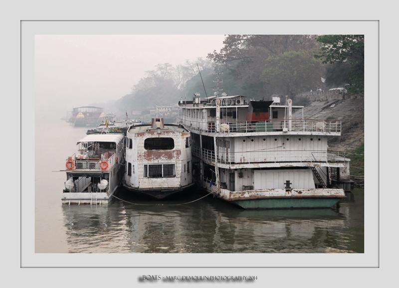 Boats 104 (Mandalay)