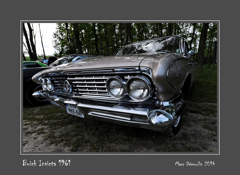 BUICK Invicta 1961 Dordives - France