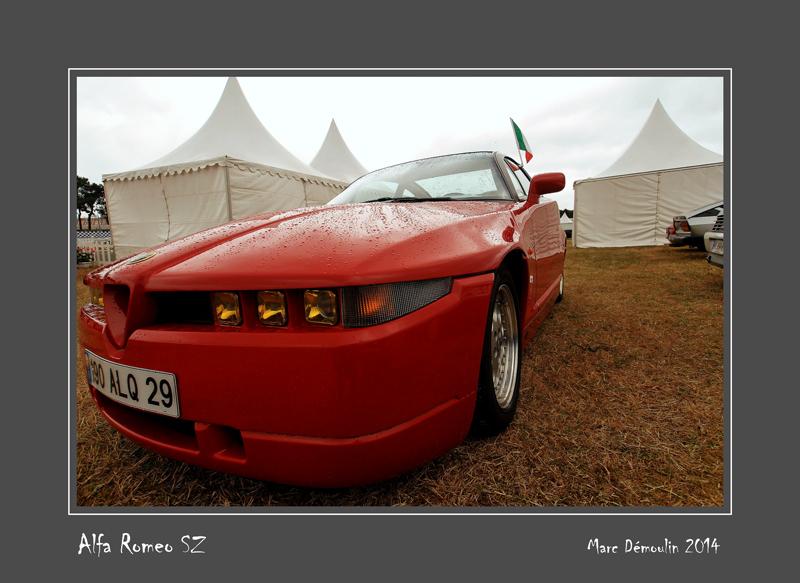 ALFA ROMEO SZ Le Mans - France