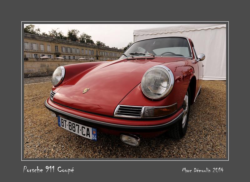 PORSCHE 911 Coupe Chantilly - France