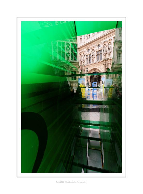 Cop 21 Arche de Noe - Hotel de Ville 2