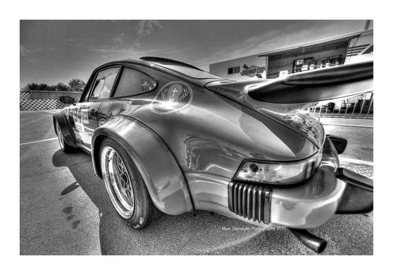 Cars BW HDR 92