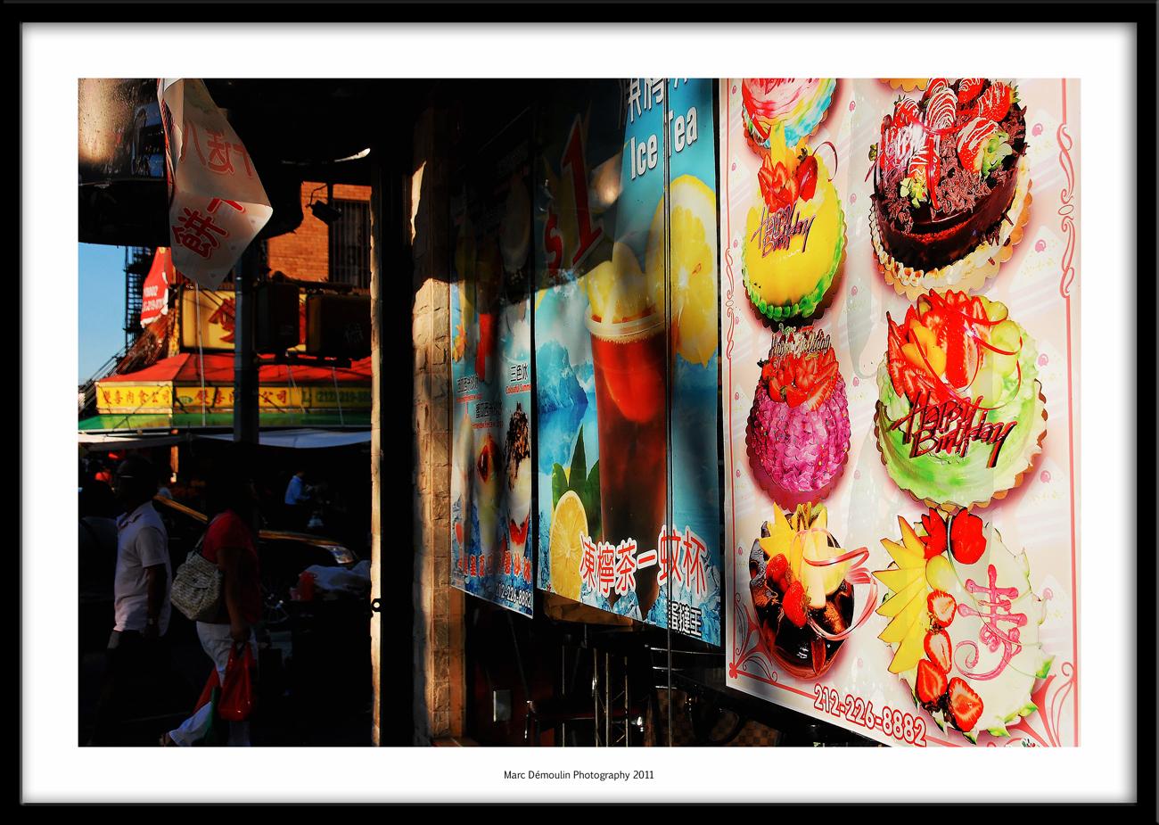 Chinatown, New-York, USA 2011