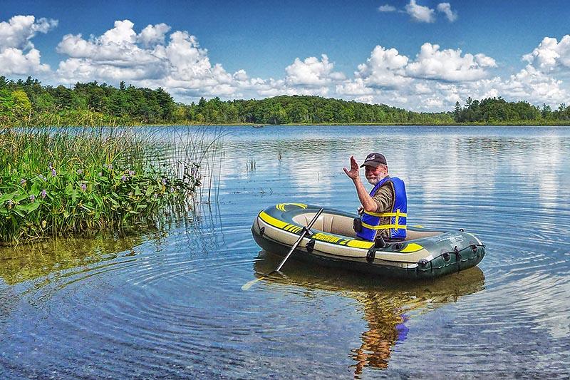 On Otter Lake P1240092