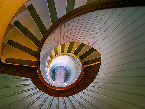 Lighthouse Stairs 20051215