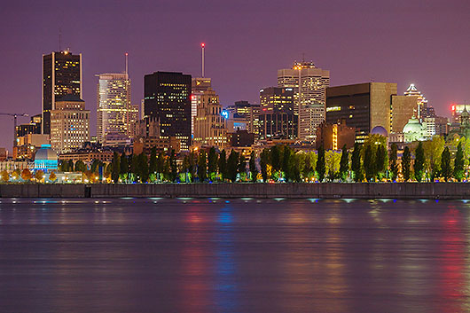 Montreal At First Light 43292