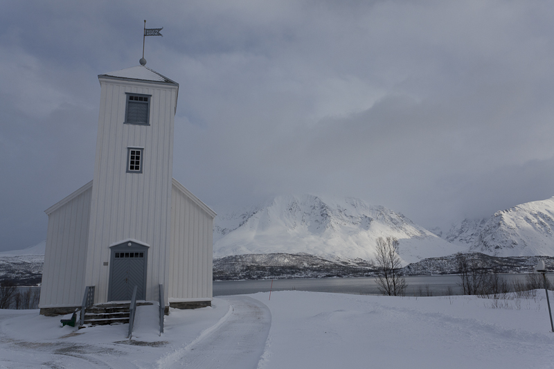 Church of Ullsfjord