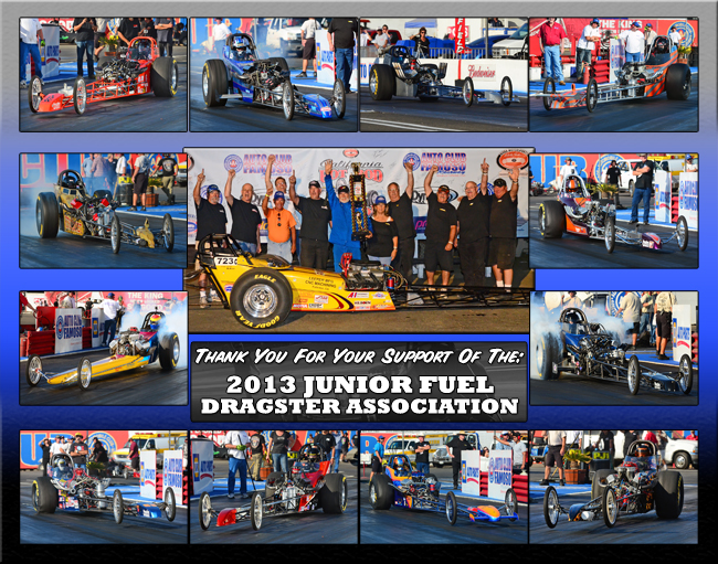 2013 JR FUEL DRAGSTER ASSOC